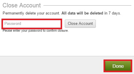 How to delete a FastMail email account | Email Questions