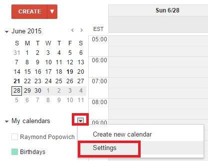 Gmail Calendar Settings.jpg