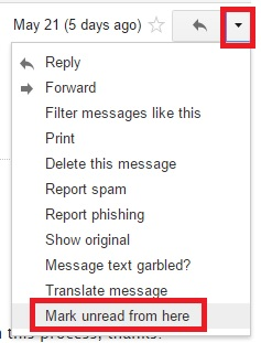 Gmail mark conversation unread from here.jpg