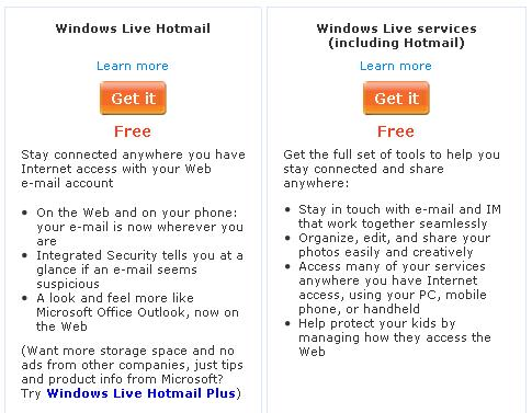 Hotmail - Select Service.JPG