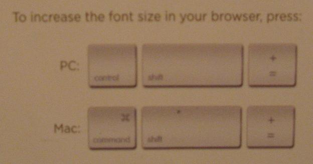 Increase font size in web browsers.JPG
