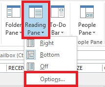 Microsoft Outlook 2013 Reading Pane Options.jpg