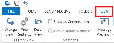 Microsoft Outlook 2013 View Tab.jpg