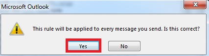 Microsoft Outlook 2013 Yes this is correct.jpg