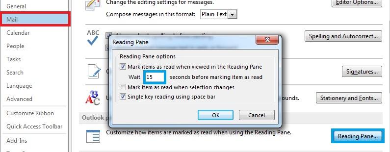 Microsoft Outlook - Reading Pane Options.jpg