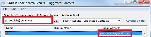 Microsoft Outlook Search Address Book by Email Address.jpg