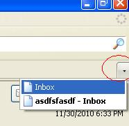 Mozilla Thunderbird - Return to Inbox.JPG