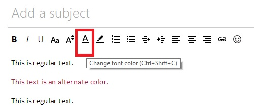 Outlook change color of font.jpg