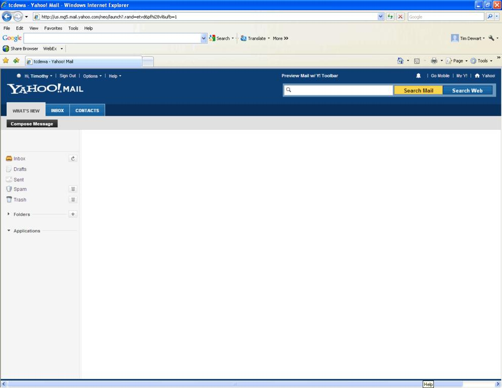 Problems accessing Yahoo Mail | Email Questions