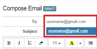 SCRYPTmail autocomplete email address.jpg
