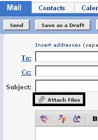 How to add an e-mail attachment in Yahoo mail | Email Questions
