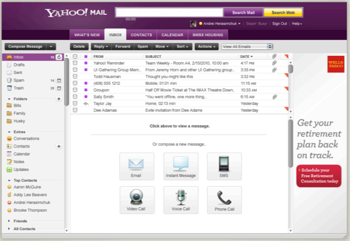The next Yahoo Mail | Email Questions