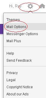 Yahoo Mail Options.JPG