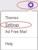 Yahoo Settings.JPG