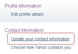 How to change your Real Name in the new Yahoo Mail | Email